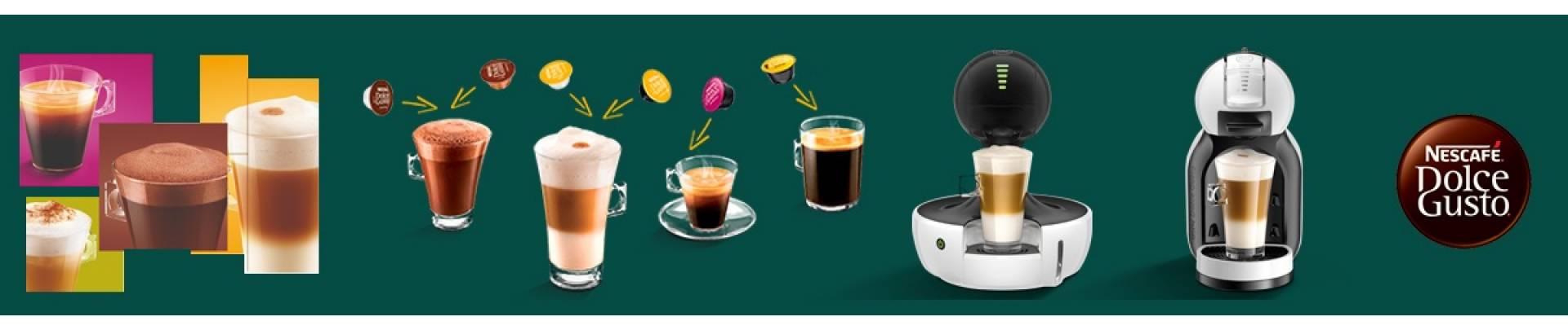 Cafeteras de Capsulas