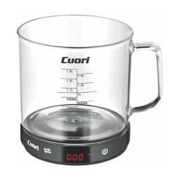 CUORI Balanza de Cocina Digital CUO880 5 kg / 1.5 lts