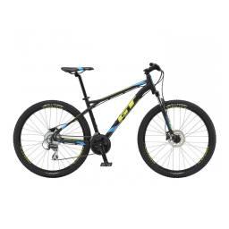 GT Bicicleta AGGRESSOR EXPERT 27.5 Talle M BLK