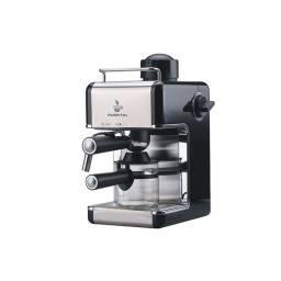 PUNKTAL Cafetera Express 2 a 4 Tazas PK-C103