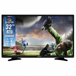 ENXUTA Televisor LED 32 SMART LEDENX32S1K