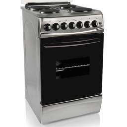 DELNE Cocina Eléctrica 4 Discos TE 5604 I