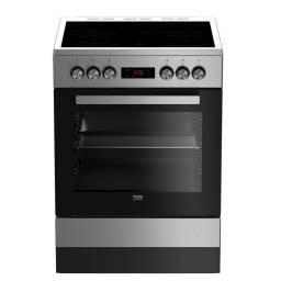 BEKO Cocina Vitrocerámica FSM 67320 GXS