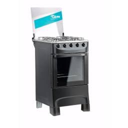 TEM Cocina a Gas ANIVERSARIO 4H B Black Z2700