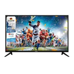 """ENXUTA Televisor LED SMART 43"""" UHD 4k LEDENX1243SDF4KL"""