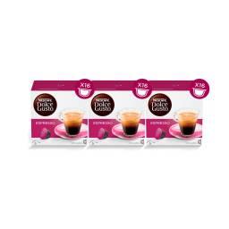 NESCAFE Pack 3 x 2 Cápsulas Espresso