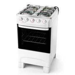 TEM Cocina a Gas ANIVERSARIO 4H W White