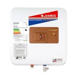 JAMES Termotanque 30 LTS Prisma Cobre - B