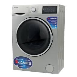JAMES Lavarropas LR 1008 S SILVER  6KG