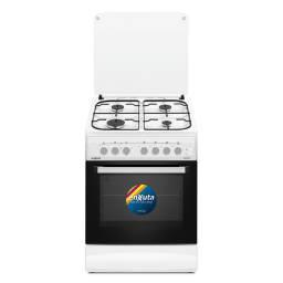 ENXUTA Cocina Combinada 4 H Blanca CENX644W  CENX5644W