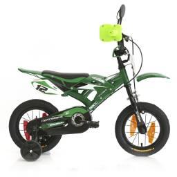 BACCIO MOTORBIKE 12 Verde YS7417