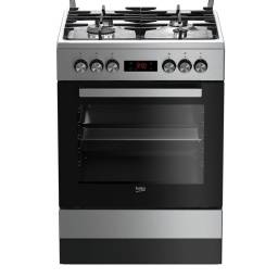BEKO Cocina Combinada FSM 62330 DXT Digital
