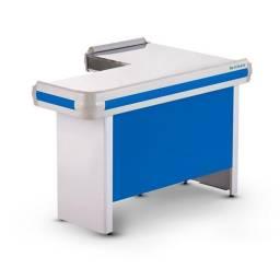 REFRIMATE Check Out Pasillo de Caja COTE1500 1500x1000x880