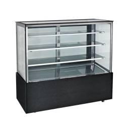 KUMA Vitrina RECTO Refrigerada 1.5 Mts FC-600SAH 3 estantes