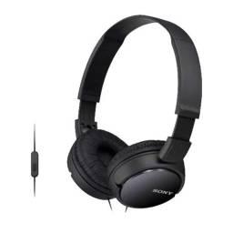 SONY Auriculares Plegables MDR-ZX310AP BLK Negro