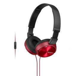 SONY Auriculares Plegables MDR-ZX310AP RED Rojo