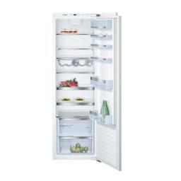 BOSCH Refrigerador Panelable KIR81AFE0 319 litros