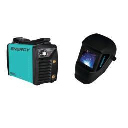 ENERGY Soldadora Inverter + Mascara I200/2/220 + WM40/1