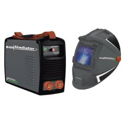 GLADIATOR Soldadora Inverter + Mascara IE6200/7/220 MS802