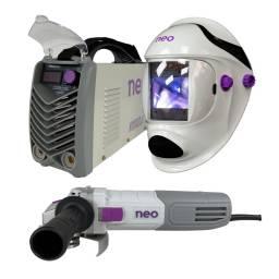 NEO Soldadora Mascara Amoladora IE9200/1/220 MS1002 AA1025