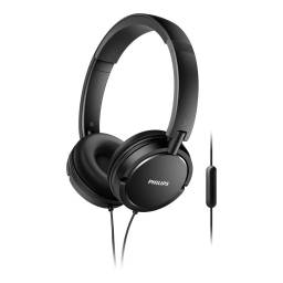 PHILIPS Auricular On-Ear SHL5005/00 Black