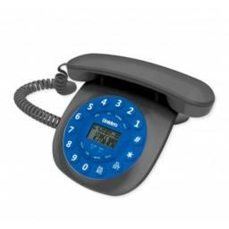 UNIDEN Telefono de Mesa CE-6601 ID Diseño Clasico BK