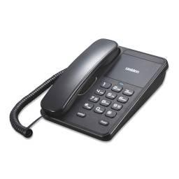 UNIDEN Telefono de Mesa AS-7202 BK