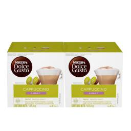 Dolce Gusto Capsulas x32 Pack Cappuccino Skinny
