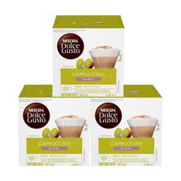 Dolce Gusto Capsulas x48 Pack Cappuccino Skinny