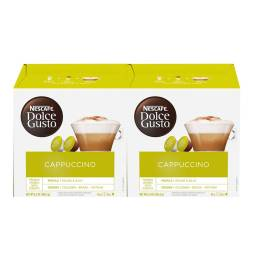 Dolce Gusto Capsulas x32 Pack Cappuccino