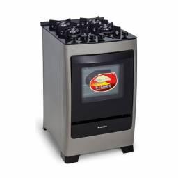 JAMES Cocina a gas C700 V Inox TITANIUM