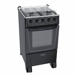 JAMES Cocina Combinada C-205 B Negra