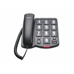 PUNKTAL Telefono de Mesa PK-EP3000 Numeros grandes