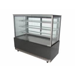 KUMA Vitrina Refrigerada Vidrio Recto FCD3-S1.5