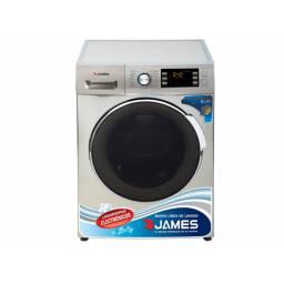 JAMES Lavarropas 10,5 KG LR 1016 INOX Motor Inverter