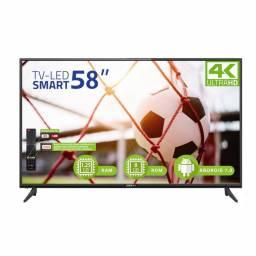 XION Televisor LED SMART 58 4K XI-LED58-4K