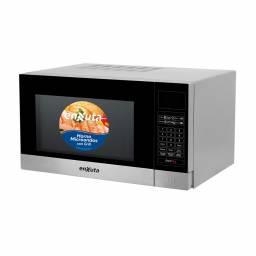 ENXUTA Microondas 25 L Digital Inox con Grill MOENX0325DGI