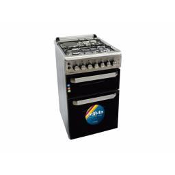ENXUTA Cocina Doble Horno 3 H 1 Disco Inox CENX650I