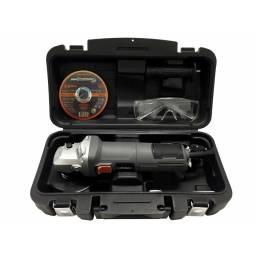 """GLADIATOR Amoladora Angular en Kit AA615/5/220K 4 1/2"""""""