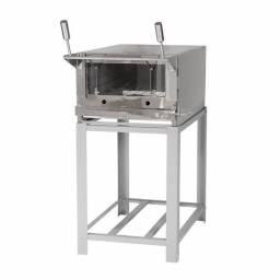 BRASCAL/VENANCIO Horno Pizzero a Gas 450x600x270 FIRI60