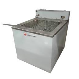 VENANCIO Fritador Eléctrico Agua y Aceite 23 Lts SFA 04 Mesa