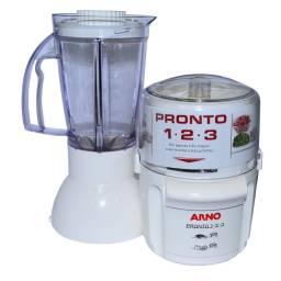 ARNO Picadora 1 2 3 + Vaso Licuador AD56 71867