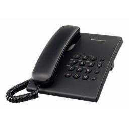 PANASONIC Teléfono de mesa  KX-TS500