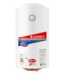 JAMES Termotanque 80 LTS Cilíndrico Cobre - A