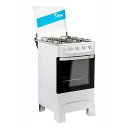 TEM Cocina a Gas MASTERCOOK 4H W White