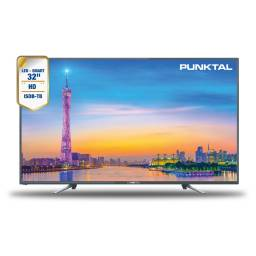 PUNKTAL Televisor LED Smart 32 HD PK-32KSM