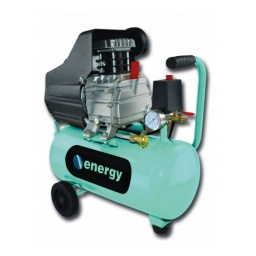 ENERGY Compresor con aceitebaja presion AC20 24lts 1450w